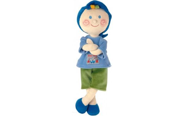 Cloth doll Timmy