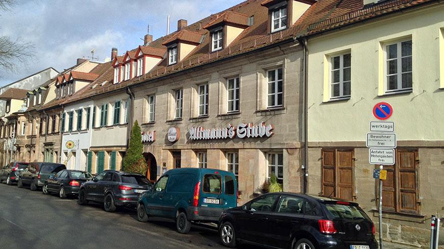 The Hotel Altmann's Stube