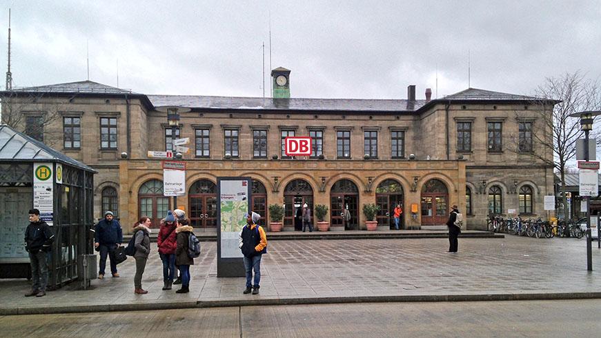 Erlangen Hauptbahnhof