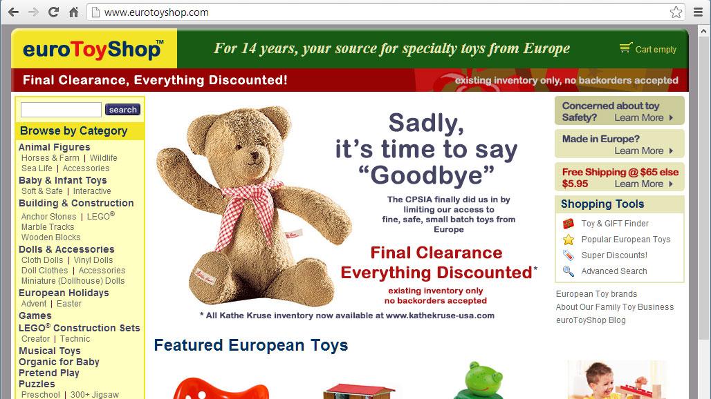 euroToyShop.com