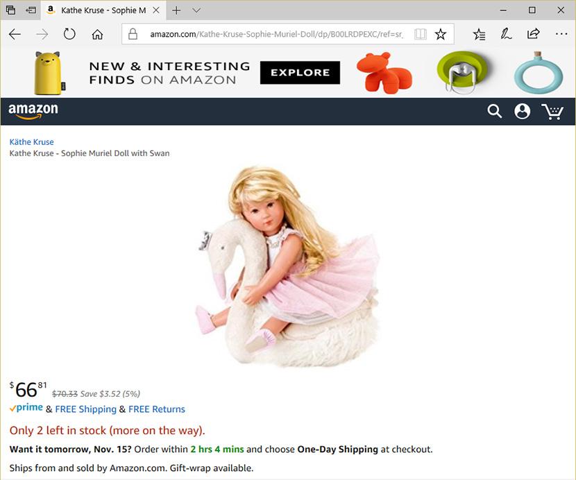 Amazon premium brand discount