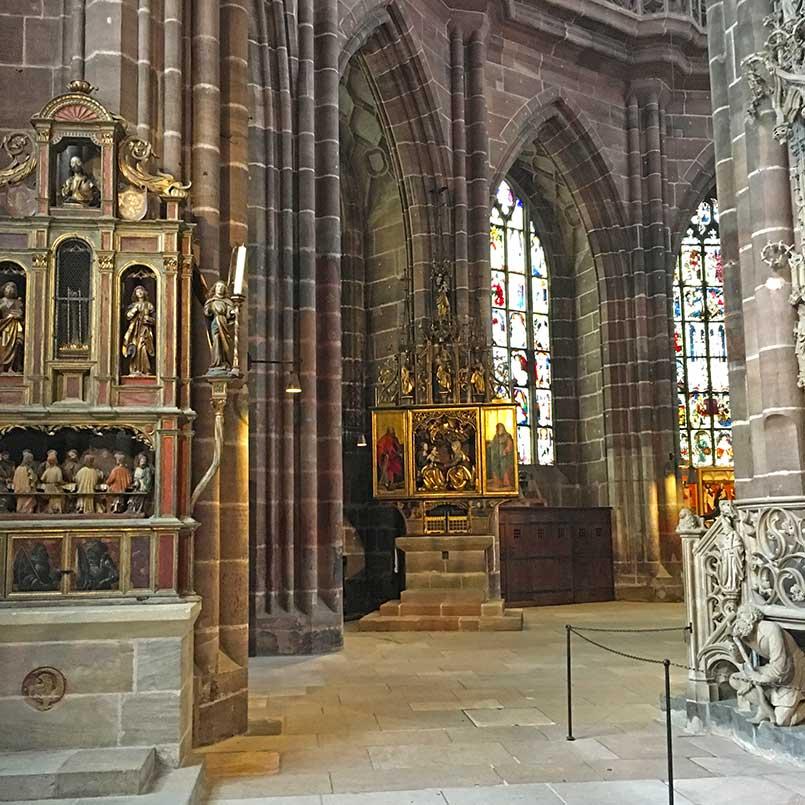 St. Lorenz alters