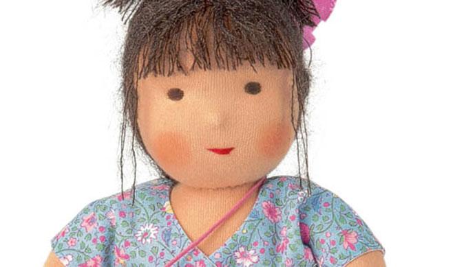 Kathe Kruse Waldorf dolls