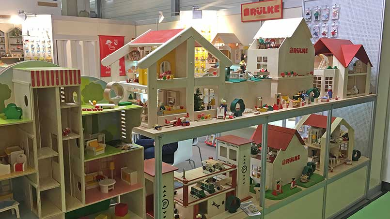 Dollhouses Messe 2019